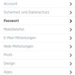 Twitter Passwort Ändern Artikelbild
